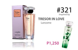 lancome tressor in love dan FM 321